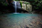 """Serenity Falls"" ∞ Buderim, QLD - Australia by Jason Asher"