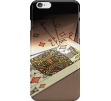 LIKE Playing Cards iPhone Case/Skin