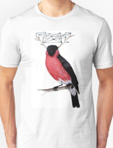 Deer Bird Unisex T-Shirt