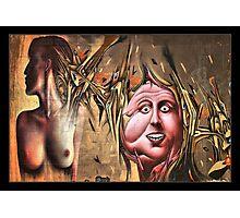 Graffiti #9 Photographic Print