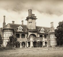 Iandra Castle ~ Greenthorpe NSW by Rosalie Dale
