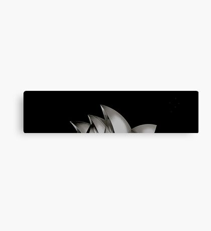 Icons Aligned Canvas Print