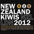 Team New Zealand 2012 by Matt Burgess