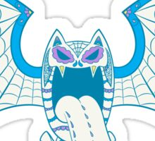 Golbat Pokemuerto | Pokemon & Day of The Dead Mashup Sticker