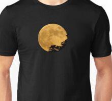 Lunar Eclipse Among theTrees Unisex T-Shirt