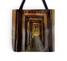 Tunnel Vision. Tote Bag
