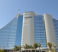 The Jumeirah Hotel in Dubai by SherryWilliams