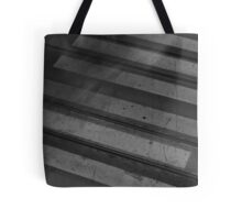 Staining Shadows Tote Bag