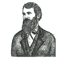 John Muir by CarsonSloas