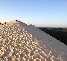 Sand dune by Ed Hemming