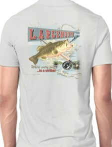 large mouth bass Unisex T-Shirt