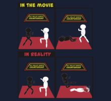 Karate Kid - Reality vs the movie Kids Clothes