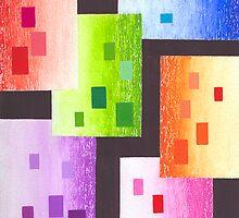 36 RECTANGLES by RainbowArt