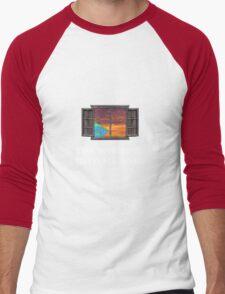 The window into my sole Men's Baseball ¾ T-Shirt