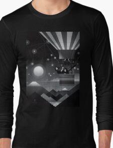 The globe Long Sleeve T-Shirt