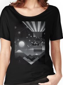 The globe Women's Relaxed Fit T-Shirt