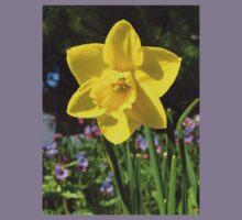 Delightful Daffodil Kids Tee