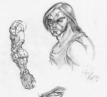Jack sketch practice by shannon markel