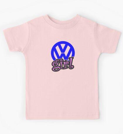 VW Girl Kids Tee