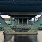 Under The Bridge by Robert Baker