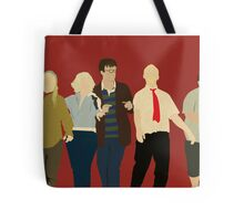 Team Winchester Tote Bag