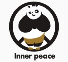 Inner peace shirt Kids Clothes