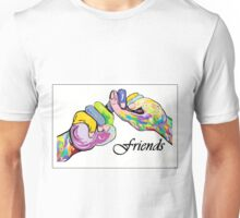 The Sign Language of FRIENDS Unisex T-Shirt