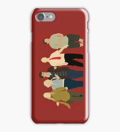 Team Winchester iPhone Case/Skin