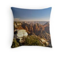 The Grand Canyon from the North Rim Throw Pillow