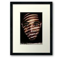 Skin Tone ? Framed Print