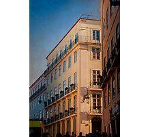 Chiado Lisbon Photographic Print