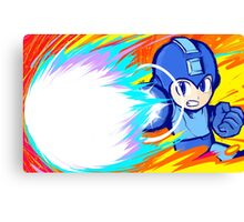 Mega Man | Charge Shot Canvas Print