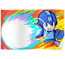 Mega Man | Charge Shot Poster