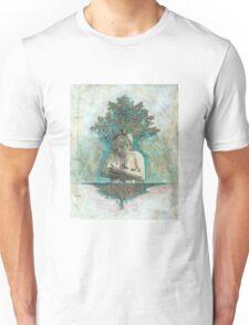 Cradling the Roots of my Spirit Unisex T-Shirt