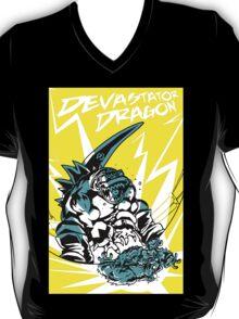 Devastator Dragon - Finisher Tee T-Shirt