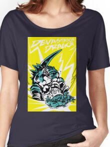 Devastator Dragon - Finisher Tee Women's Relaxed Fit T-Shirt