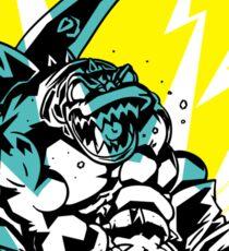 Devastator Dragon - Finisher Tee Sticker