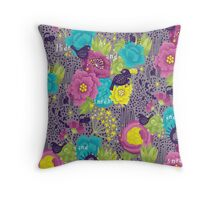 Hide and Sneak  Throw Pillow