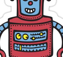 Baby Robot Sticker