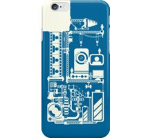 machine iPhone Case/Skin