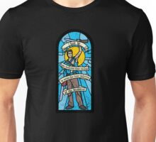 Stained Ash Window Unisex T-Shirt