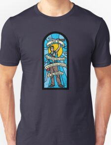 Stained Ash Window T-Shirt