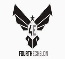 Splinter Cell Fourth Echelon Logo Eagle Version by N3LEMS