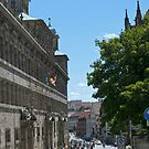 Old city hall in Nuremberg, Germany by Vac1