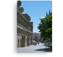 Old city hall in Nuremberg, Germany Canvas Print