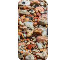 Water Soaked Pebbles iPhone Case/Skin