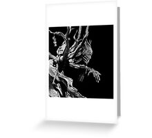 Father Time Greeting Card