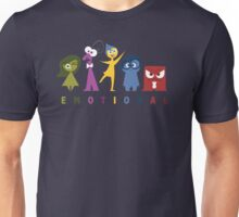 Emotional Unisex T-Shirt