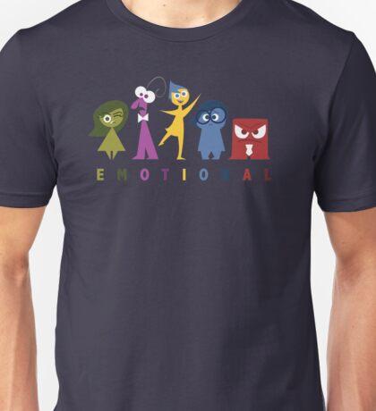 Emotional Unisex T-Shirt