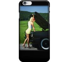 Need Help (Cadillac), Apple iphone 4 4s, iPhone 3Gs, iPod Touch 4g case iPhone Case/Skin